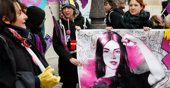 ফ্রান্সে নতুন নারীবাদের উত্থান: নারীর মনে পুরুষের জায়গা হবে না