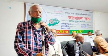 শিক্ষাপ্রতিষ্ঠান খুললে সরকার উল্টে যেতে পারে : ডা. জাফরুল্লাহ