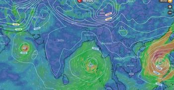 বঙ্গোপসাগরে ঘূর্ণিঝড় সৃষ্টির আশঙ্কা, নাম হচ্ছে 'বুলবুল'
