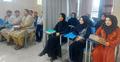 ছাত্র-ছাত্রীদের মাঝে পর্দা দিয়ে ক্লাস চলছে আফগানিস্তানে