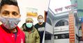 চীনফেরত ৩৬১ জনের 'ঠিকানা' আশকোনা হজ ক্যাম্প