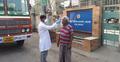 করোনাভাইরাস : ভারতীয় ট্রাকচালক-হেলপারদেরও স্বাস্থ্য পরীক্ষা