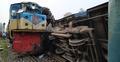 কসবায় ট্রেন দুর্ঘটনা : কুমিল্লায় আটকে আছে জালালাবাদ এক্সপ্রেস