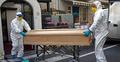 স্বস্তি মেলেনি, ফ্রান্সে আরও ৫৭৪ জনের প্রাণহানি