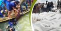 বুড়িগঙ্গায় লঞ্চডুবি : একের পর এক নিষ্প্রাণ দেহ উঠে আসছে