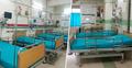 'ভর্তিশূন্য' ঢাকা মেডিকেলের আইসোলেশন ইউনিট