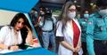 কে এই সাবরিনা, জিজ্ঞাসাবাদে যেখানে আটকে যান তিনি