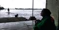 খুলনায় নতুন এলাকা প্লাবিত : পানিবন্দি মানুষের মানবেতর জীবন