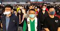 বিশ্ব স্বাস্থ্য সংস্থাকে ভুল তথ্য দিচ্ছে চীন : তাইওয়ান
