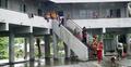 নিঝুমদ্বীপের ১৫ হাজার অধিবাসী নিরাপদ আশ্রয়ে
