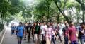 চতুর্থ দিনের মতো আন্দোলনে বুয়েট শিক্ষার্থীরা