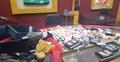 আরামবাগ-দিলকুশা ক্লাবে জুয়ার সরঞ্জাম, পালিয়েছে সবাই